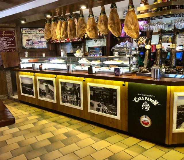 Bar - Restaurante Casa Pavón (Béjar) / Restaurantes