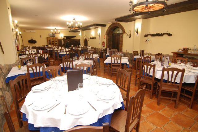Restaurante Centro de Turismo Rural Vistahermosa (Béjar) / Restaurantes