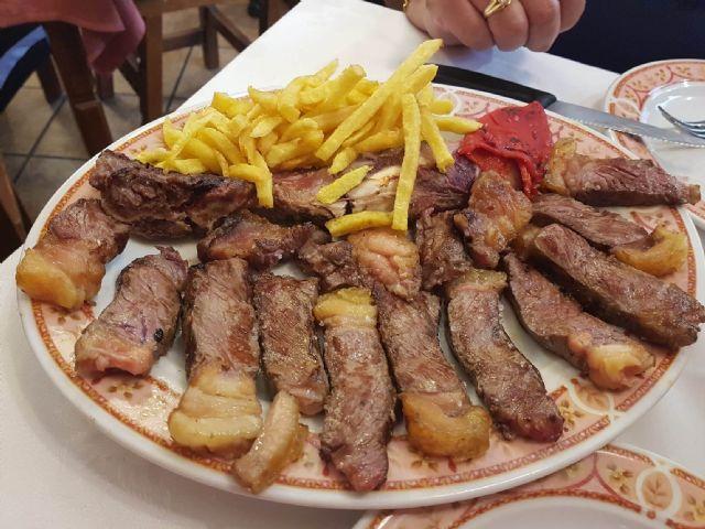 Mesón El Bosque (Béjar) / Restaurantes